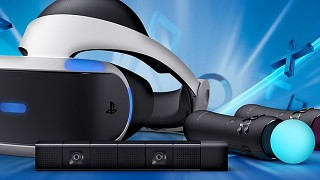 PlayStation VR Launch