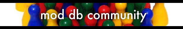 Mod DB Community Banner