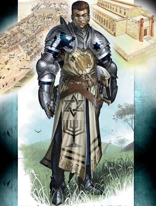 Zion Warrior