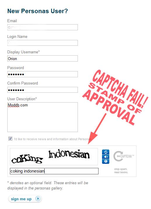 CAPTCHA Describes an Asian Druggie!