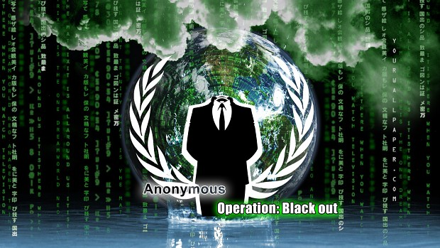 Anonymous OP: Blackout