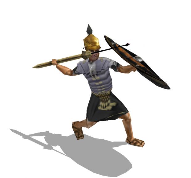 0 A.D. - Imperial Legionnaire