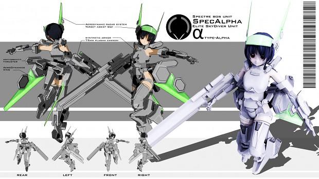 Spectre SpecAlpha