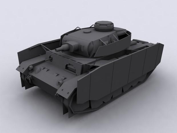 Panzer III Ausf. N