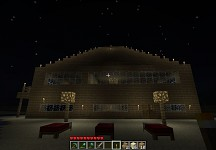 Minecraft Massive Beachouse2