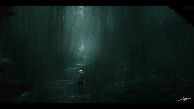 Forest Concept Art