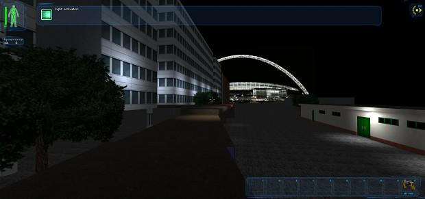 Wembley Way Building One Screens