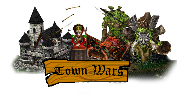 wc3 Project - Town Wars LOGO