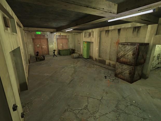 Abandoned Warehouses