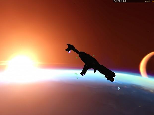 Colosus launch!