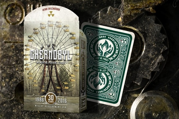 Chernobyl Playing Cards