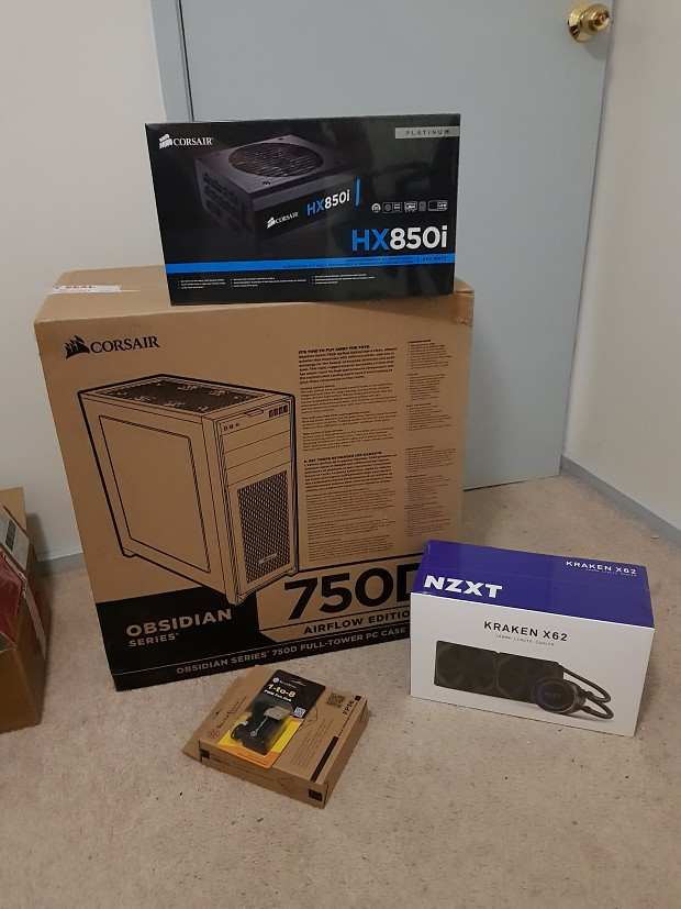 I built a new PC