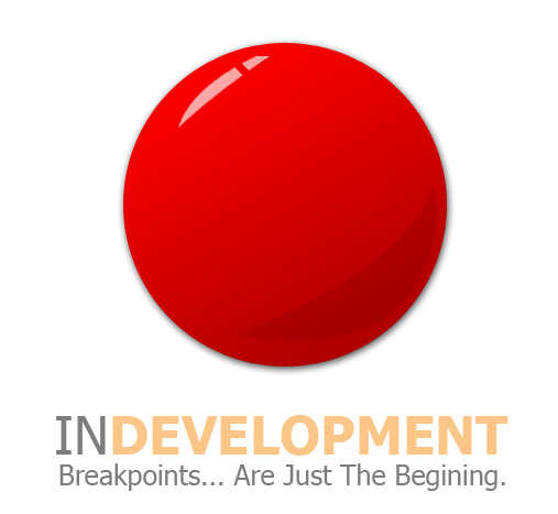 In Development - Breakpoint Logo