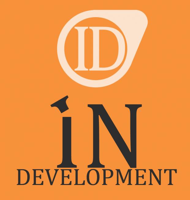 In Development Poster.