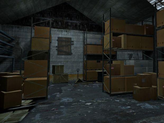 Warehouse thingy