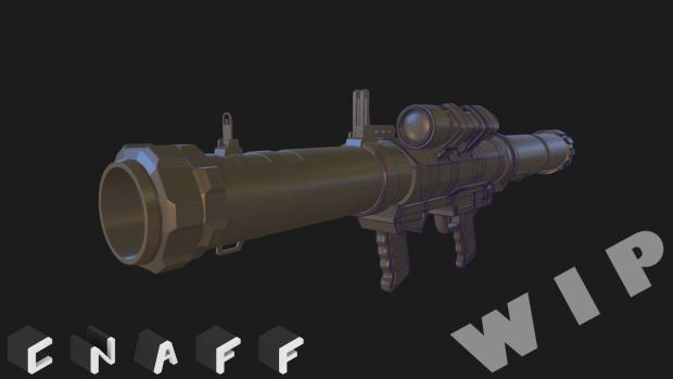 Rocket Launcher - WIP