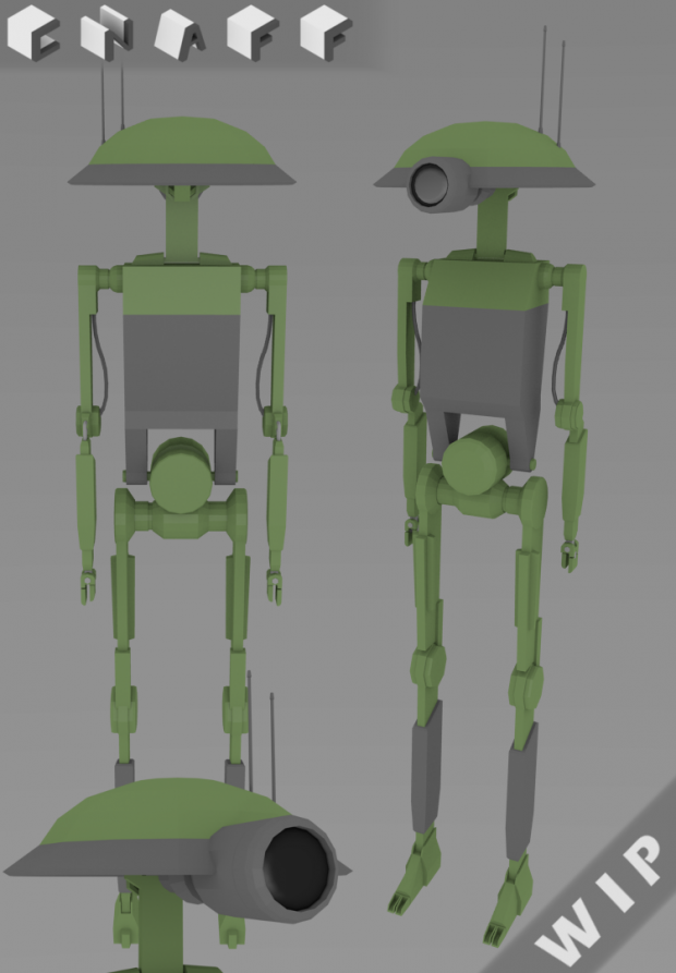 Pit Droid - WIP