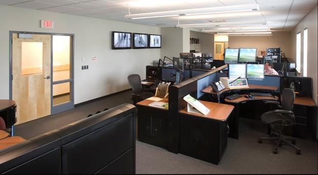 Architectural Office Interior Theme