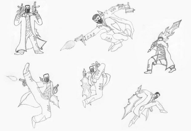 Slayer  - Character Sheet (WIP)