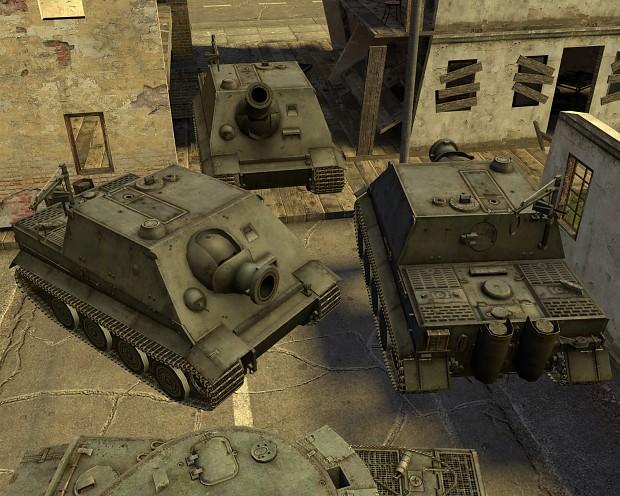 World Of Tanks - SturmTiger in Garry's Mod image - JoshZemlinsky