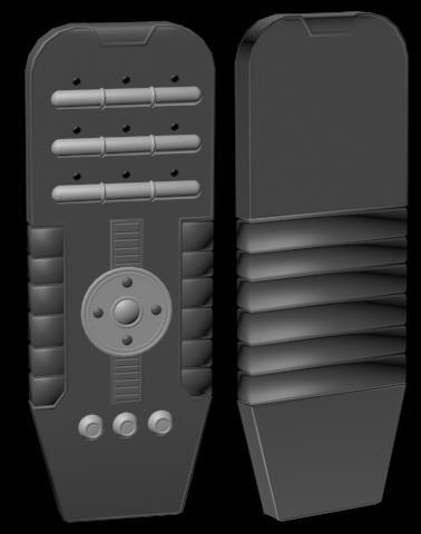 Clara's Remote