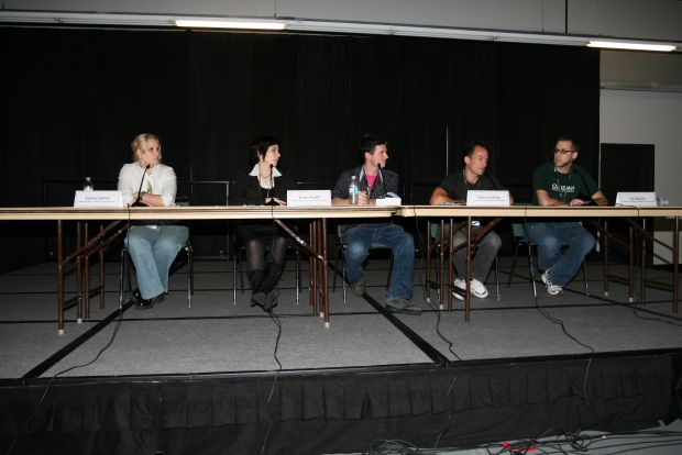 Beginning and Ending in Game Design - PAX '08