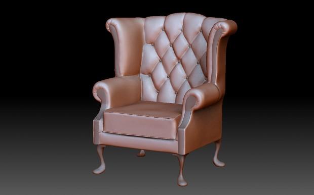 Armchair WIP