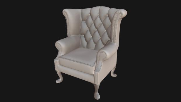 Armchair WIP 2