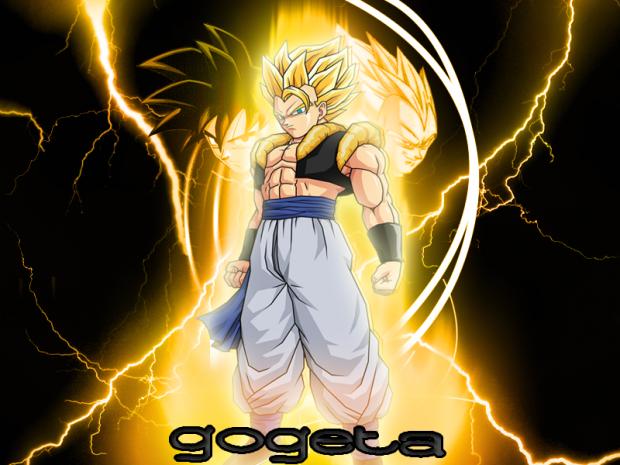 Gogeta Wallpaper 800x600