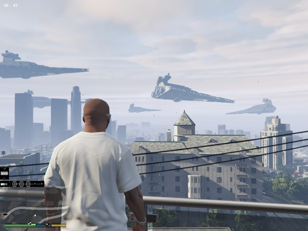 The Empire took over Los Santos