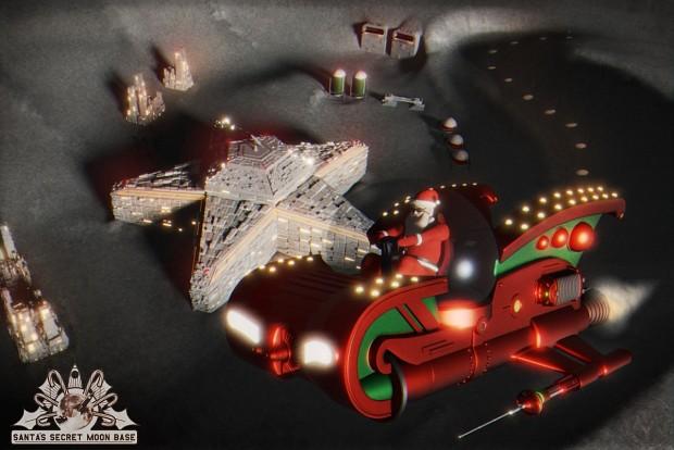 Santa's Star Base
