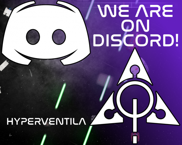 We're on Discord!