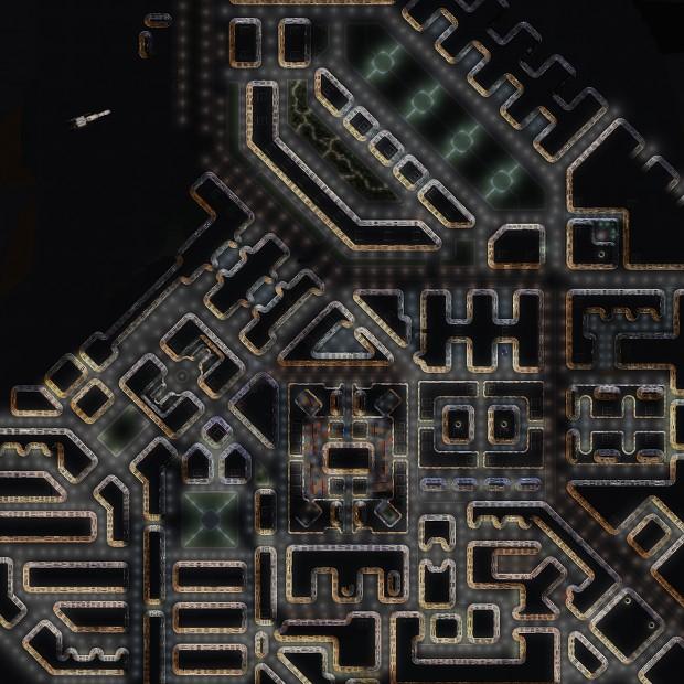 Hyperventila City Map