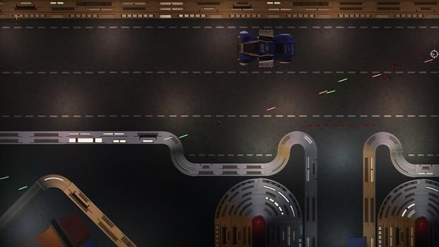 Hyperventila City Screenshots - The Cops