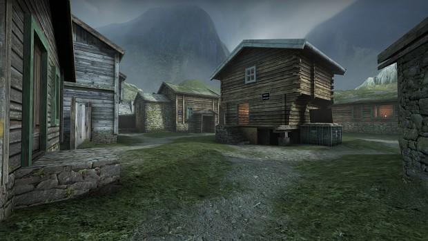 Screenshots of ar_Fjord