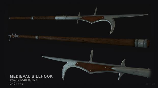 Medieval Billhook