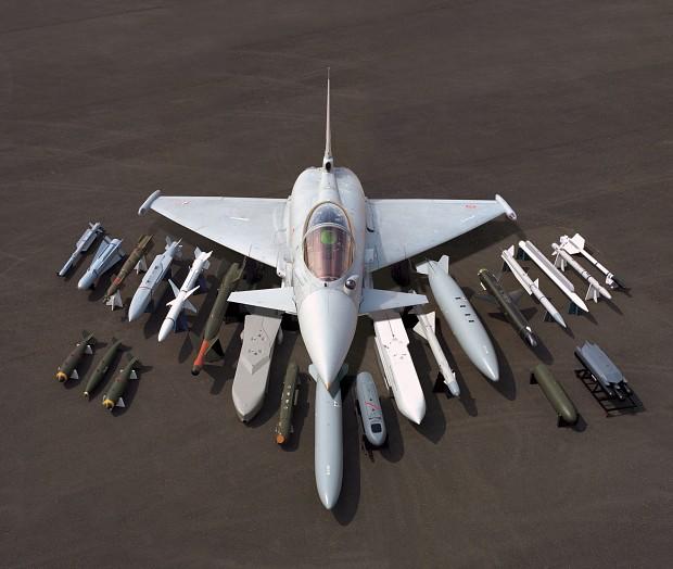 Eurofighter Typhoon (Jäger 90)