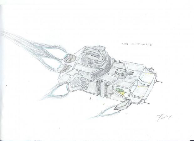 USSN concept art