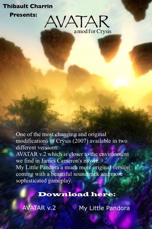 AVATAR (X'MAS ANNOUNCEMENT)