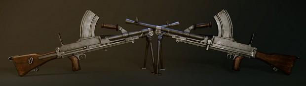 Bren Gun Mk II for Festung Europa