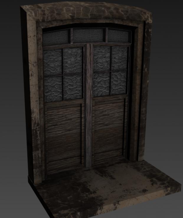 Rough Door