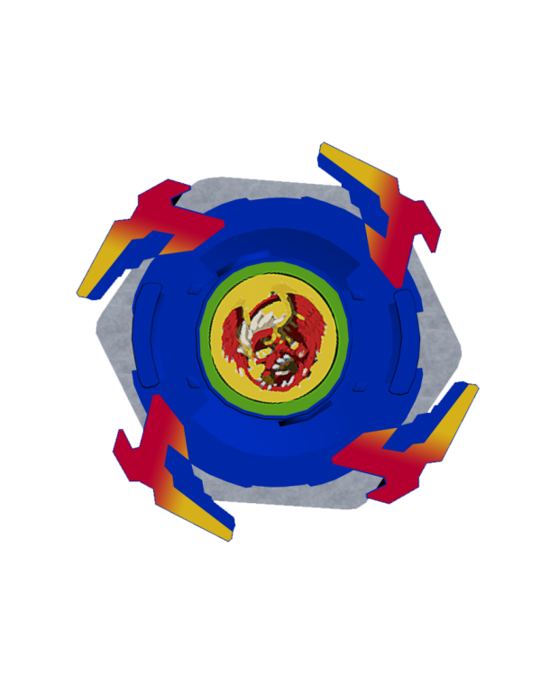 beyblade: all made by senluc