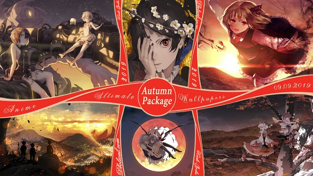 New Anime Wallpapers Confirmed 09.09.19