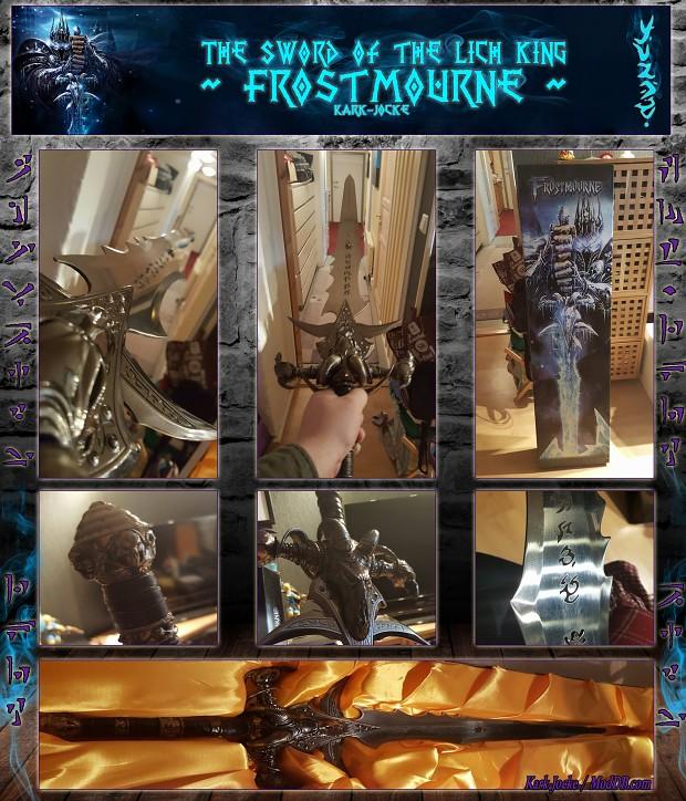 The Frostmourne Sword