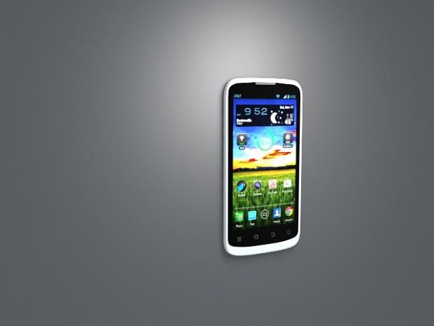 ZTE Blade 3 - my phone