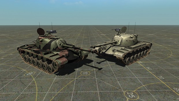 M48 Patton - new texture WIP