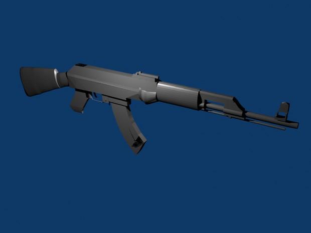 Updated AK-47
