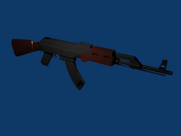 New AK-47