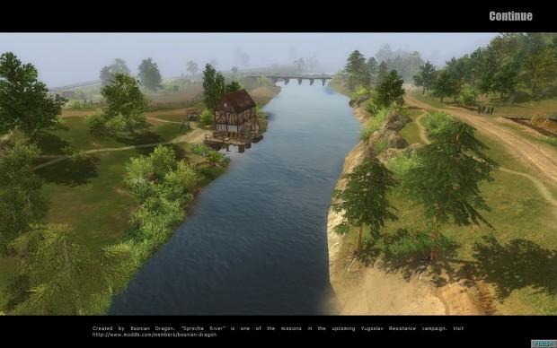 Sprecha River