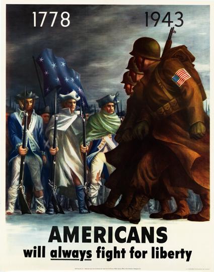 AmericansFight
